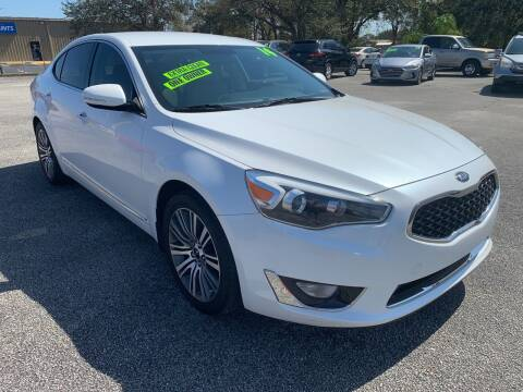 2014 Kia Cadenza for sale at The Car Connection Inc. in Palm Bay FL