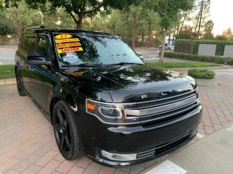 2013 Ford Flex for sale at Right Cars Auto Sales in Sacramento CA