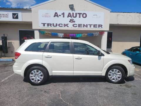 2014 Dodge Journey for sale at A-1 AUTO AND TRUCK CENTER in Memphis TN