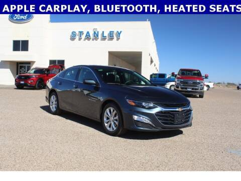 2019 Chevrolet Malibu for sale at STANLEY FORD ANDREWS in Andrews TX