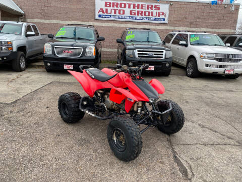 2013 Honda Trx450 for sale at Brothers Auto Group in Youngstown OH