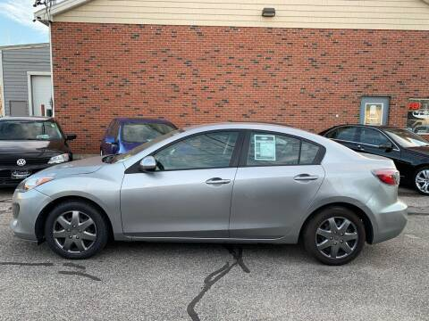 2012 Mazda MAZDA3 for sale at BAY CITY MOTORS in Portland ME