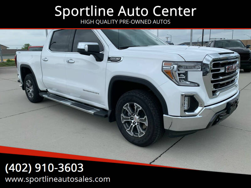 2020 GMC Sierra 1500 for sale at Sportline Auto Center in Columbus NE