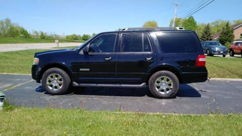 2008 Ford Expedition for sale at CARS PLUS MORE LLC in Cowan TN