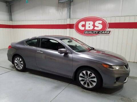 2014 Honda Accord for sale at CBS Quality Cars in Durham NC