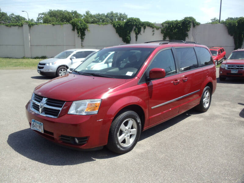 2010 Dodge Grand Caravan for sale at Metro Motor Sales in Minneapolis MN