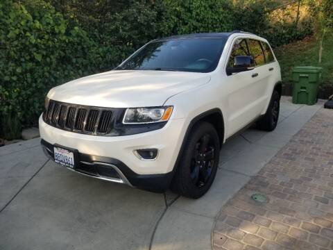 2015 Jeep Grand Cherokee for sale at Best Quality Auto Sales in Sun Valley CA