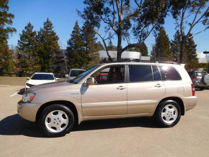 2005 Toyota Highlander for sale at East Bay AutoBrokers in Walnut Creek CA