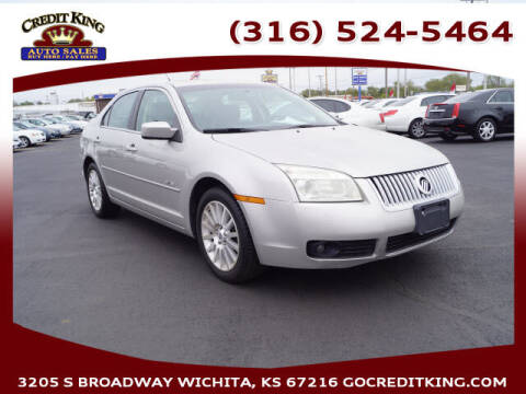 2007 Mercury Milan for sale at Credit King Auto Sales in Wichita KS