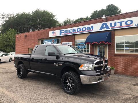 2019 RAM Ram Pickup 1500 Classic for sale at FREEDOM AUTO LLC in Wilkesboro NC