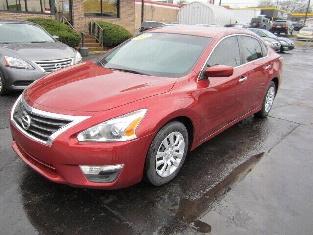2015 Nissan Altima for sale at Jacobs Auto Sales in Nashville TN