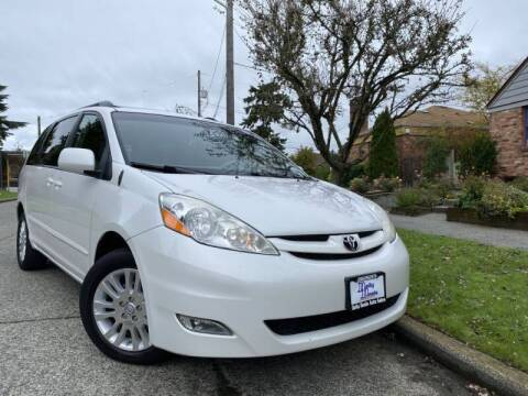 2008 Toyota Sienna for sale at DAILY DEALS AUTO SALES in Seattle WA