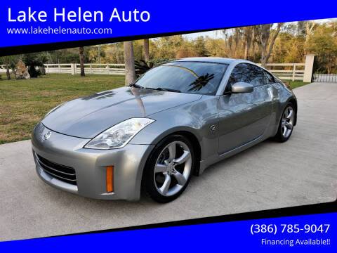 2006 Nissan 350Z for sale at Lake Helen Auto in Lake Helen FL