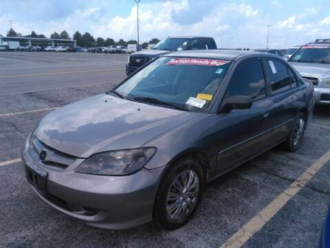 2004 Honda Civic for sale at Cars Now KC in Kansas City MO