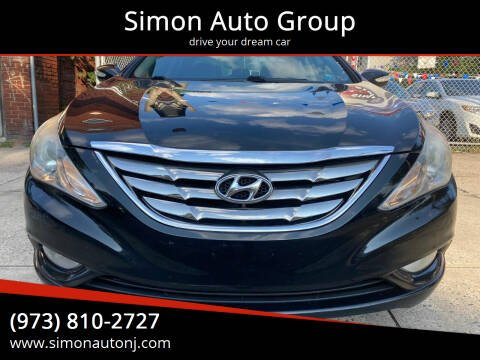 2011 Hyundai Sonata for sale at Simon Auto Group in Newark NJ