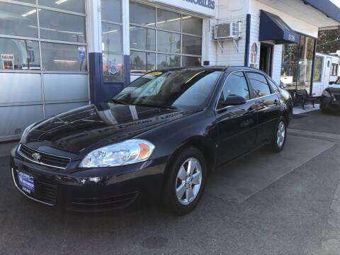 2008 Chevrolet Impala for sale at Jack E. Stewart's Northwest Auto Sales, Inc. in Chicago IL