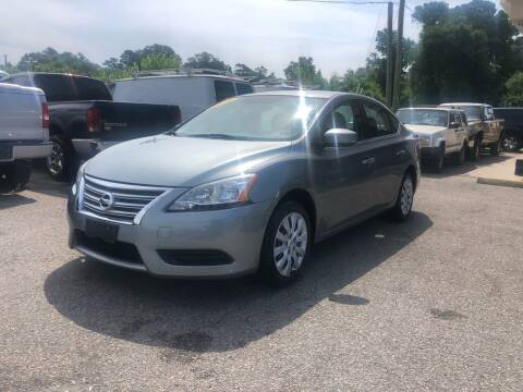 2014 Nissan Sentra for sale at Mega Autosports in Chesapeake VA