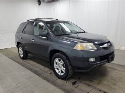 2004 Acura MDX for sale at HW Used Car Sales LTD in Chicago IL