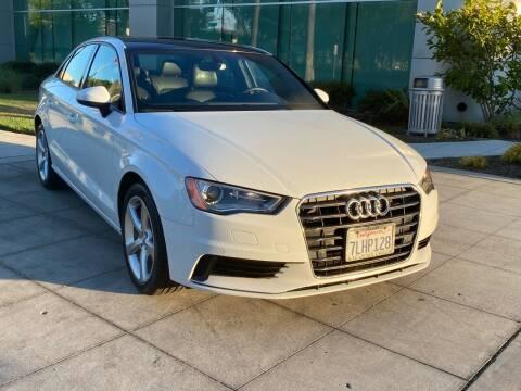 2015 Audi A3 for sale at Top Motors in San Jose CA