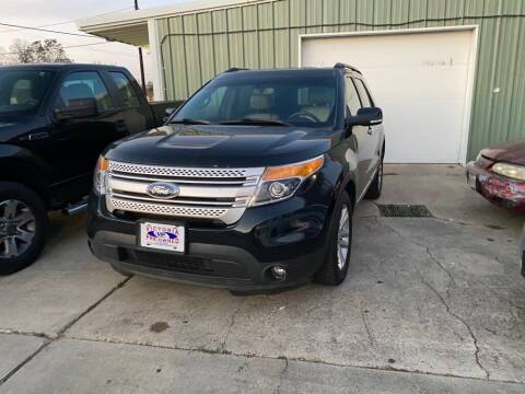 2014 Ford Explorer for sale at Victoria Pre-Owned in Victoria TX