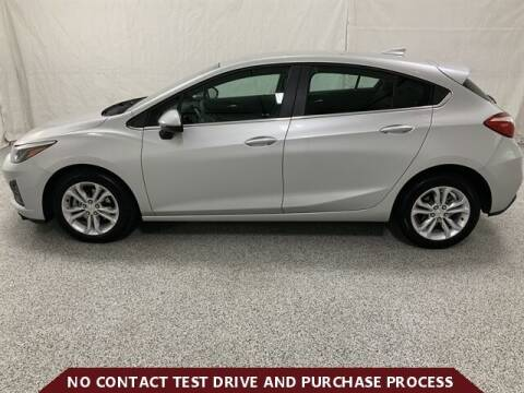 2019 Chevrolet Cruze for sale at Brothers Auto Sales in Sioux Falls SD
