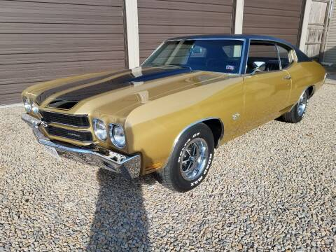1970 Chevrolet Chevelle for sale at STARRY'S AUTO SALES in New Alexandria PA