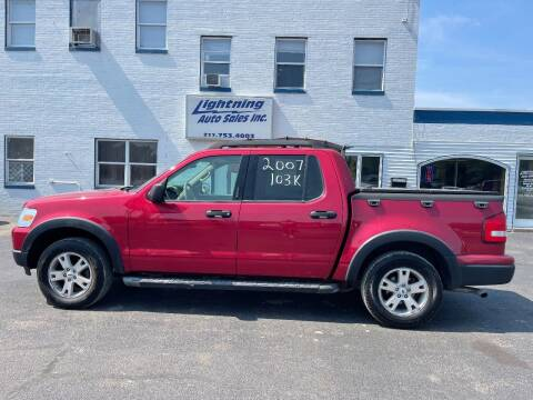 2007 Ford Explorer Sport Trac for sale at Lightning Auto Sales in Springfield IL
