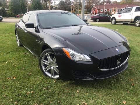 2014 Maserati Quattroporte for sale at Miro Motors INC in Woodstock IL