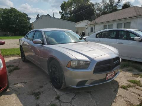 2014 Dodge Charger for sale at Buena Vista Auto Sales in Storm Lake IA