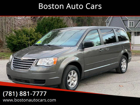 2010 Chrysler Town and Country for sale at Boston Auto Cars in Dedham MA