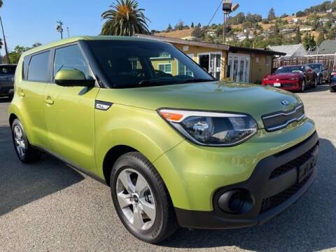 2017 Kia Soul for sale at MISSION AUTOS in Hayward CA