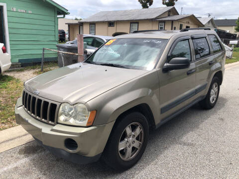 2005 Jeep Grand Cherokee for sale at Castagna Auto Sales LLC in Saint Augustine FL