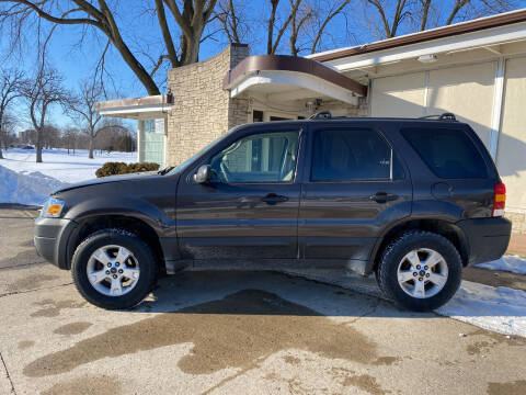 2006 Ford Escape for sale at Midway Car Sales in Austin MN