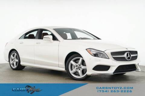 2018 Mercedes-Benz CLS for sale at JumboAutoGroup.com - Carsntoyz.com in Hollywood FL