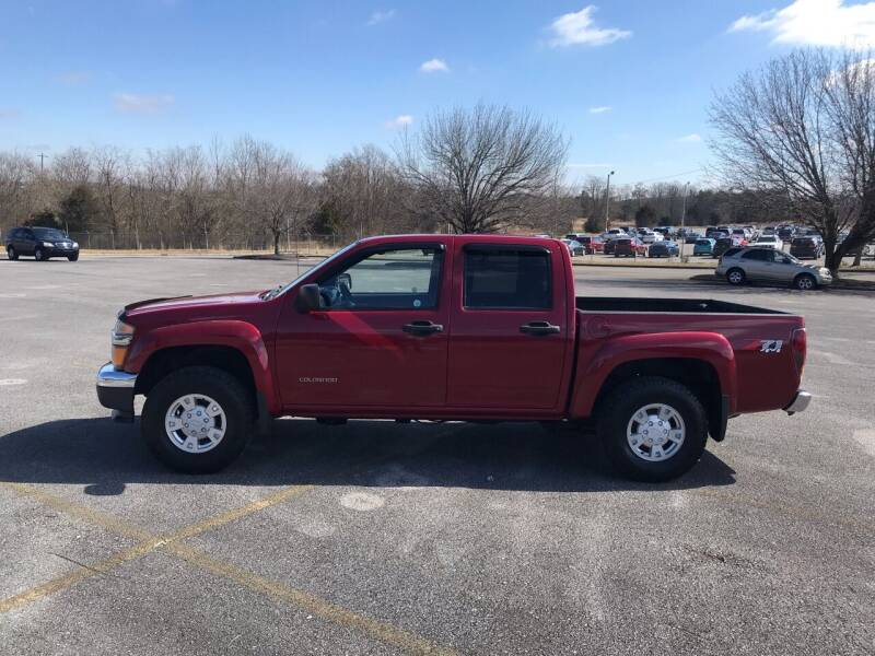 2005 Chevrolet Colorado for sale at Knoxville Wholesale in Knoxville TN