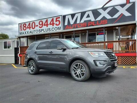 2016 Ford Explorer for sale at Maxx Autos Plus in Puyallup WA