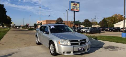 2010 Dodge Avenger for sale at America Auto Inc in South Sioux City NE