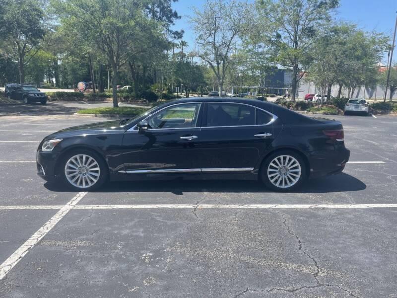 2014 Lexus LS 460 for sale at AUTO PLUG in Jacksonville FL