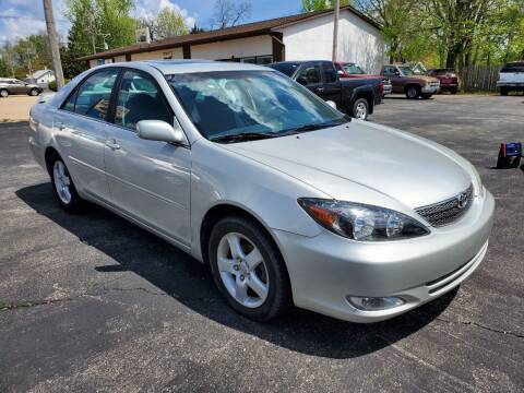 2004 Toyota Camry for sale at Prospect Auto Mart in Peoria IL