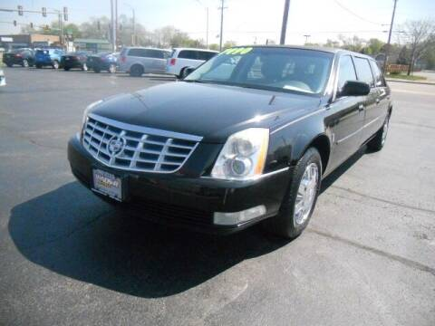 2008 Cadillac DTS for sale at Windsor Auto Sales in Loves Park IL