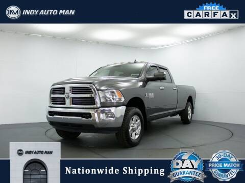 2015 RAM Ram Pickup 2500 for sale at INDY AUTO MAN in Indianapolis IN