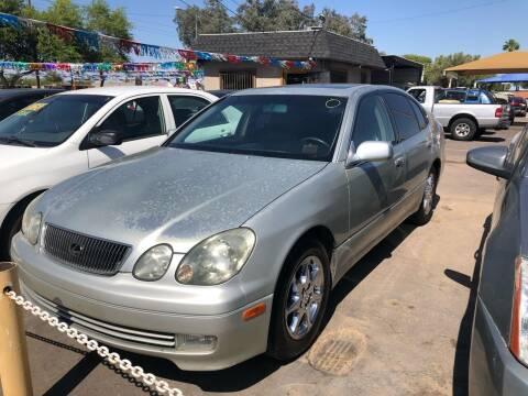 2000 Lexus GS 400 for sale at Valley Auto Center in Phoenix AZ