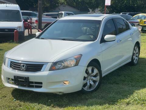 2009 Honda Accord for sale at Texas Select Autos LLC in Mckinney TX