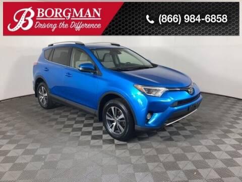 2016 Toyota RAV4 for sale at BORGMAN OF HOLLAND LLC in Holland MI
