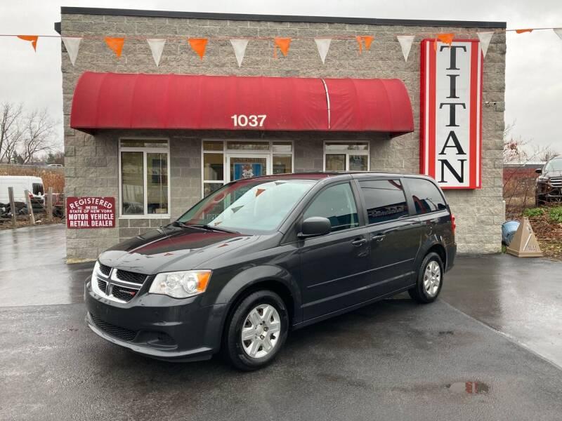 2012 Dodge Grand Caravan for sale at Titan Auto Sales LLC in Albany NY