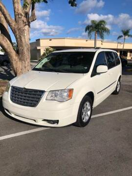 2010 Chrysler Town and Country for sale at GERMANY TECH in Boca Raton FL