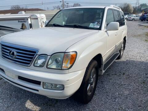 2007 Lexus LX 470 for sale at Z Motors in Chattanooga TN