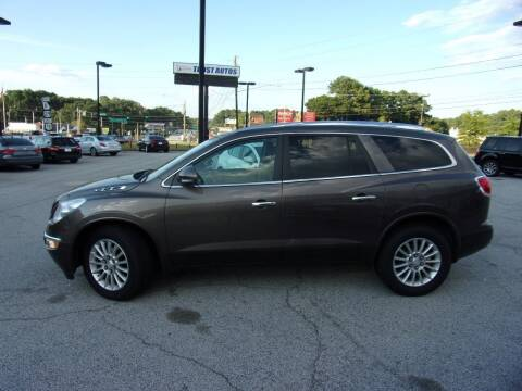 2012 Buick Enclave for sale at Trust Autos, LLC in Decatur GA