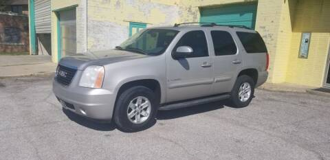 2009 GMC Yukon for sale at Stewart Auto Sales Inc in Central City NE