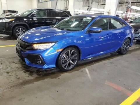 2018 Honda Civic for sale at Florida Fine Cars - West Palm Beach in West Palm Beach FL
